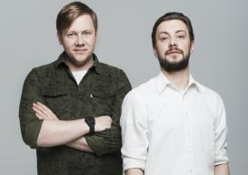 od lewej: Maciej Kozina, Wojciech Kowalik