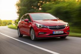 Bestsellerem Opla kolejny rok z rzędu była Astra. Trzeci, po Skodach Octavia i Fabia, najchętniej kupowany w Polsce samochód.