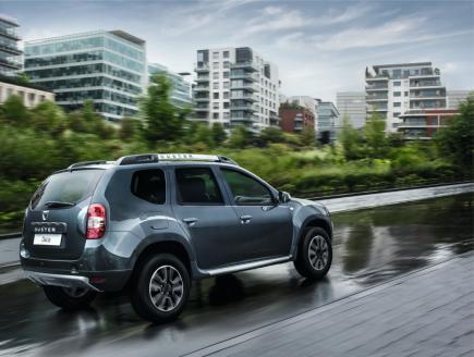Dacia Duster była najchętniej kupowanym modelem Renault w Polsce. Jej sprzedaż wzrosła o 31 proc.