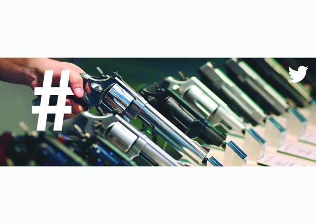 Twitter: Guns