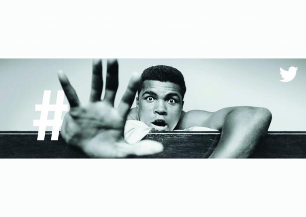 Twitter: Muhammad Ali