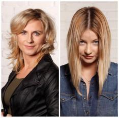 od lewej: Justyna Opalach, Sylwia Ułasiuk
