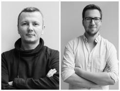 od lewej: Arkadiusz Barański, Piotr Pogorzelski