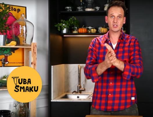 Pascal Brodnicki, jeden z twórców Tuby Smaku