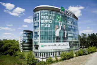 Centarala BGŻ BNP Paribas w Warszawie