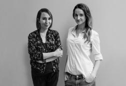od lewej: Katarzyna Popielarczyk, Angelika Kobylarz