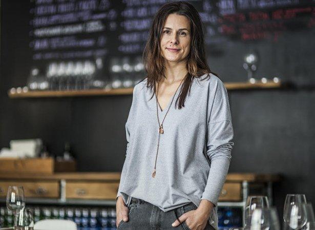 Katarzyna Błońska, współwłaścicielka restauracji Ale Wino i Fort Mokotów oraz Cukierni Kukułka. Zdjęcie: Rafał Meszka.