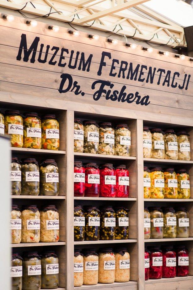 Muzeum Fermentacji w restauracji Berek. Zdjęcie: materiały prasowe.