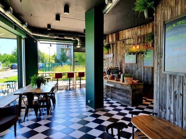 Mellina Coffee Shop. Foto: materiały prasowe.
