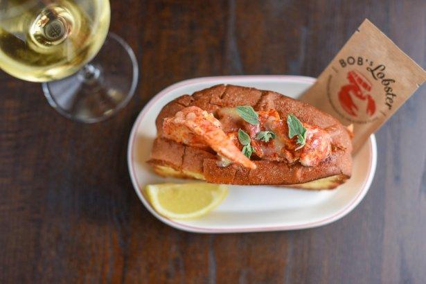 Lobster rolls od Boba. Foto: materiały prasowe.