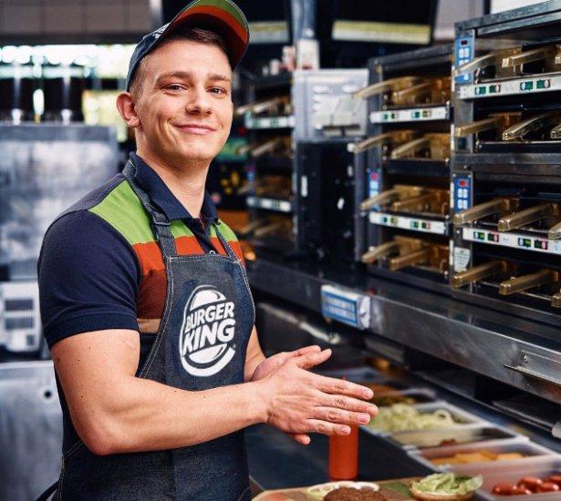 Burger King. Zdjęcie: materiały prasowe.