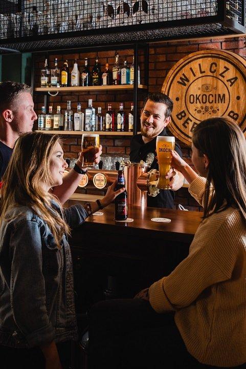 Wilcza Okocim Beer Pub. Zdjęcie: materiały prasowe.