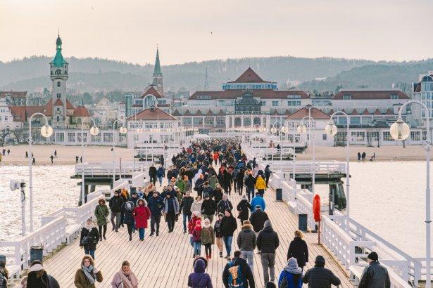 Sopot. Zdjęcie: Shutterstock.com