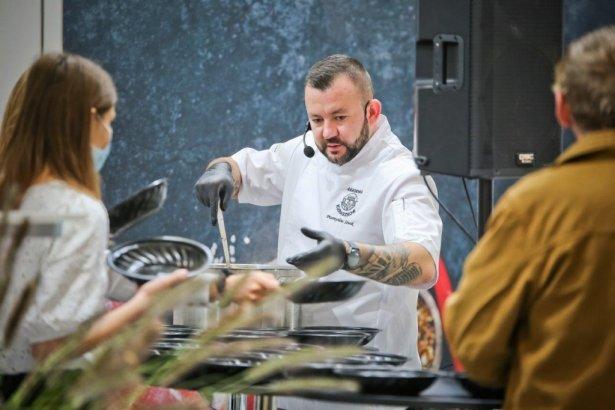 Warsztaty kulinarne na targach POLAGRA 2020. Zdjęcie: materiały prasowe.