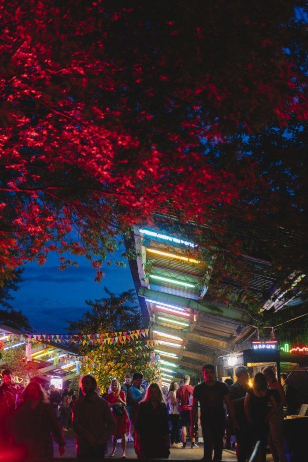 Nocny Market w Warszawie. Zdjęcie: : materiały prasowe.