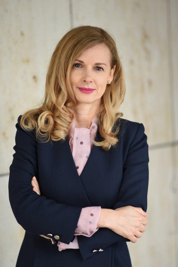 Agata Krzykowska nowym dyrektorem generalnym Batidy. Zdjęcie: materiały prasowe.