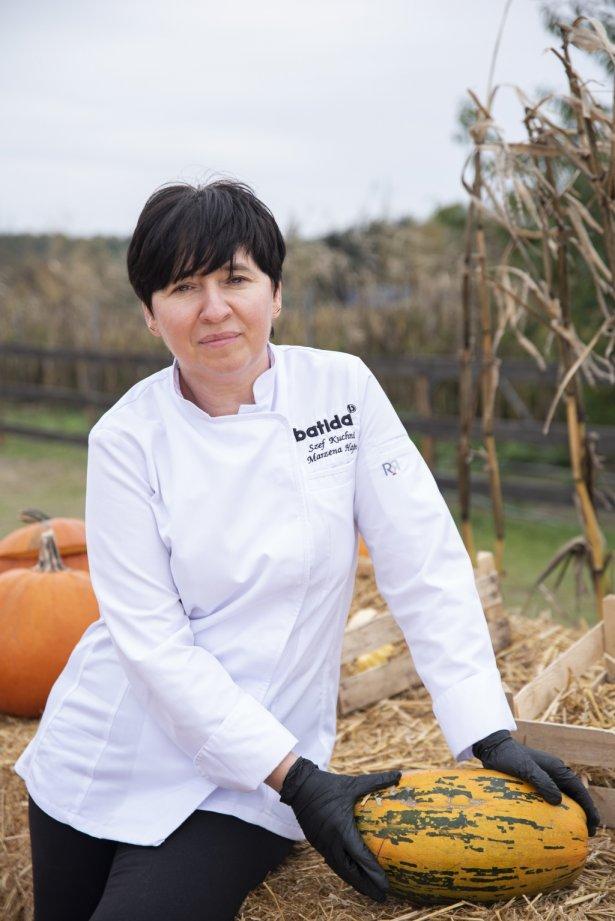 Marzena Hajn, szefowa kuchni Batidy. Zdjęcie: materiały prasowe.