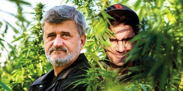 Janusz Palikot i Kuba Wojewódzki. Zdjęcie: materiały prasowe.