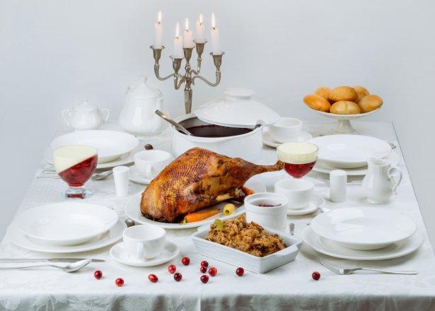 Biało-czerwony obiad na 11 listopada. Zdjęcie: materiały prasowe.