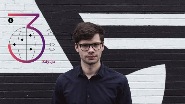 Michał Leonczuk, zdobywca Grand Prix konkursu Timecode Akcja Animacja 2020