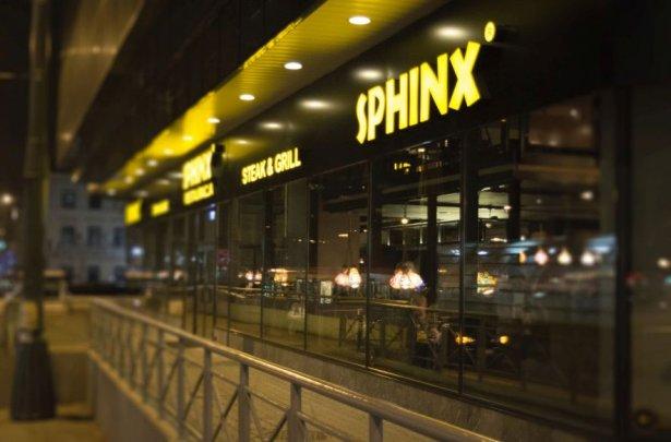 Restauracja Sphinx / zdjęcie: materiały prasowe