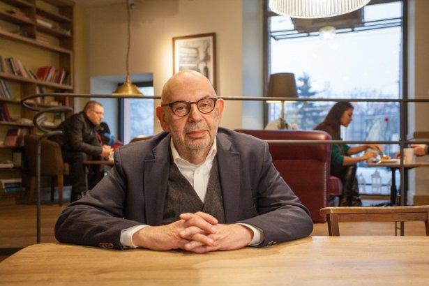 Adam Ringer, prezes Green Caffè Nero. Zdjęcie: Olga Kazimierczak