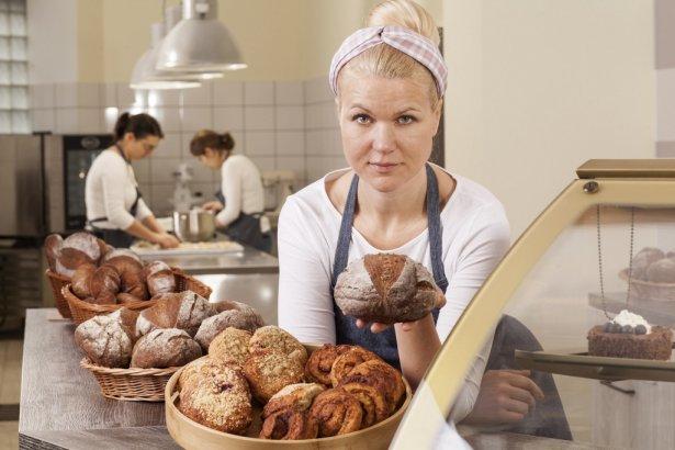 Lady Baker. Foto: Tamastudio.pl.