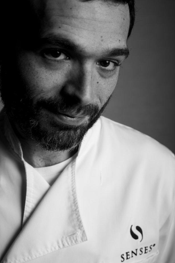 Andrea Camastra. Zdjęcie: Radek Polak.
