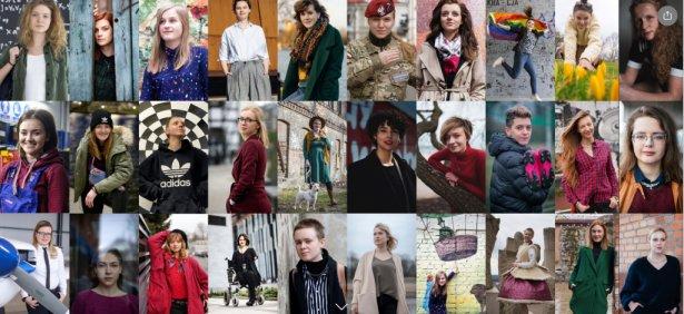 Młode Polki 2020 - jeden z projektów multimedialnych Gazety Wyborczej