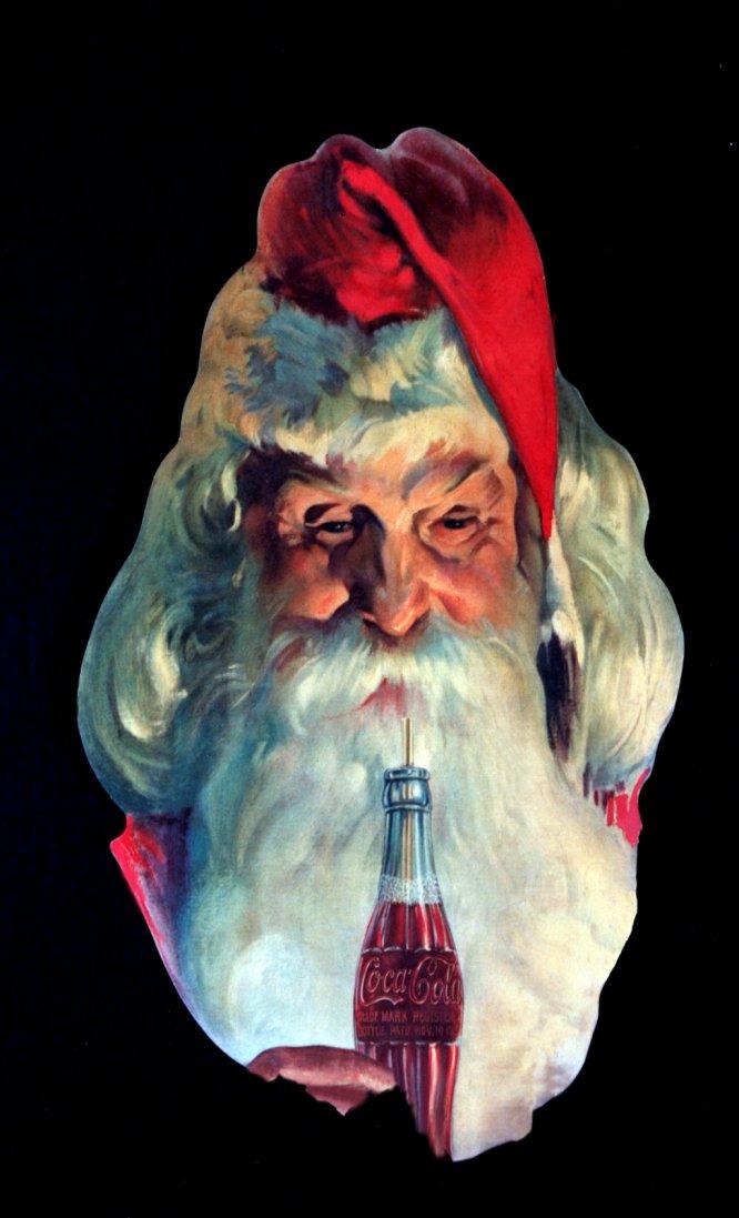 Reklama Coca-Coli. Zdjęcie: materiały prasowe.