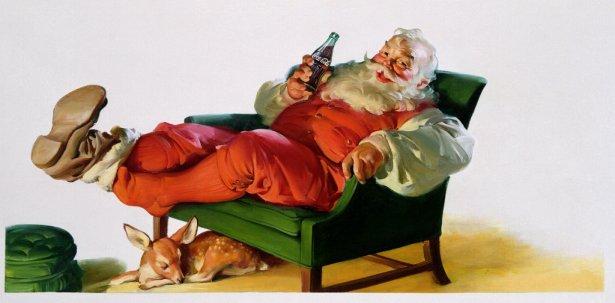 Reklama Coca-Coli z 1958 r. Zdjęcie: materiały prasowe.
