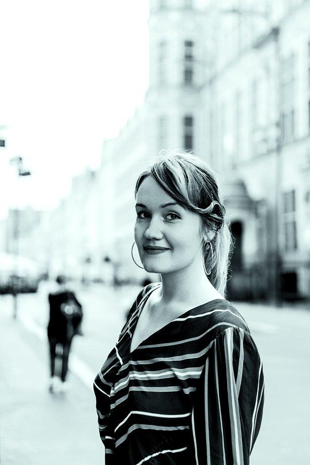 Weronika Pochylska. Foto: materiały prasowe.