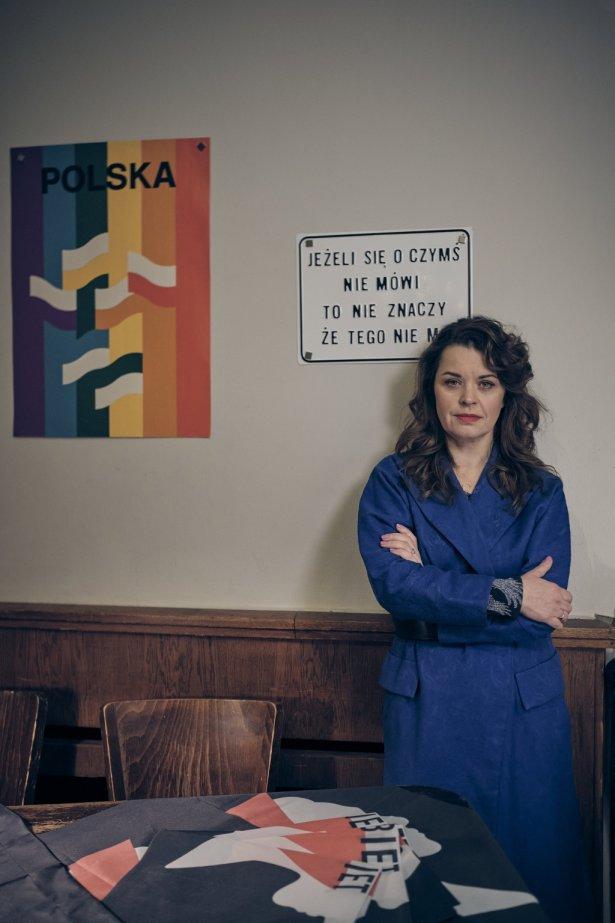 Agnieszka Łabuszewska. Foto: Michał Radwański.