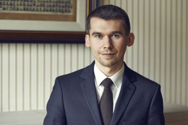 Daniel Kucharski, prezes spółki Pijalnie Czekolady E.Wedel. Zdjęcie: materiały prasowe.
