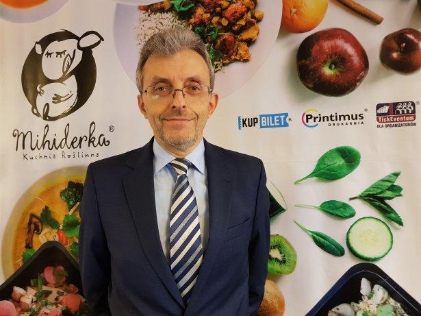 Marcin Krysiński, sieć Mihiderka. Zdjęcie: archiwum własne.