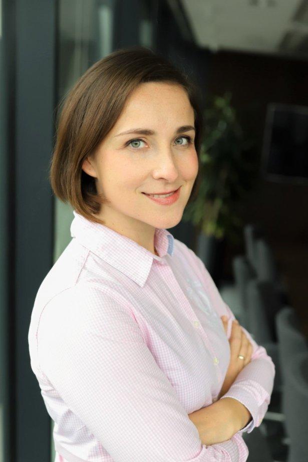 Katarzyna Tencza, associate director investment & hospitality w Walter Herz. Zdjęcie: materiały prasowe.