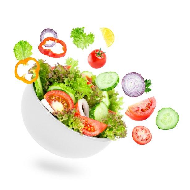 Wśród 17 dostępnych dodatków znajdziemy świeże lub marynowane warzywa. Zdjęcie: Shutterstock.com.