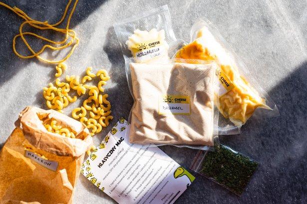 Cheese is More, czyli DIY wokół sera. Zdjęcie: Monika Szeffler