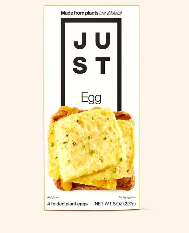 Just Egg, czyli płynny roślinny zamiennik tradycyjnych jaj. Fot. Shutterstock.com