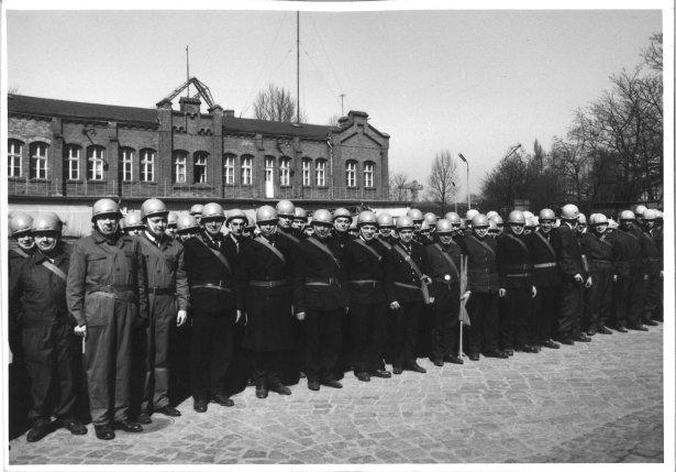 Budynek Remizy w 1903 roku został przekształcony w siedzibę Straży Pożarnej. Zdjęcie: materiały prasowe.