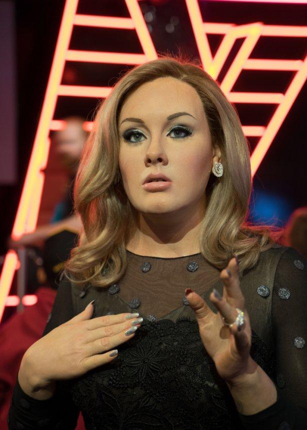 Adele straciła wagę dzięki diecie SIRT. Zdjęcie: Shutterstock.com