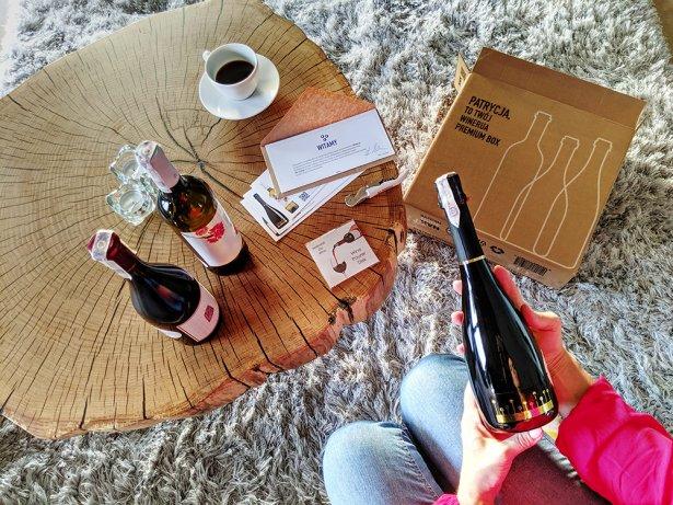 W subskrypcji Winerua klienci mogą sami definiować, z jakich win ma się składać paczka. Fot. materiały prasowe