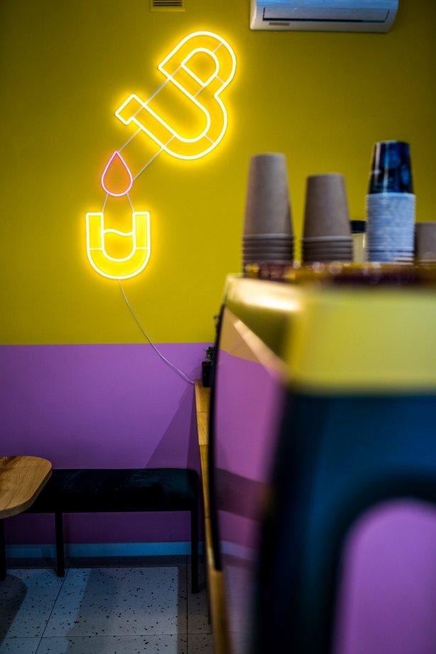 Pop Up Cafe. Fot. Michał Ziębowicz