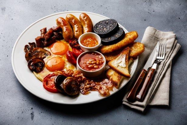 Śniadanie po brytyjsku. Zdjęcie: Shutterstock.com