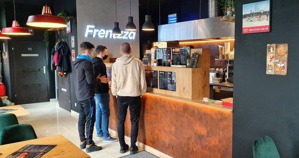 Frentzza – Pizza & Friends w Pruszkowie. Zdjęcie: materiały prasowe