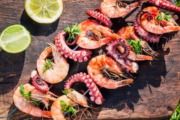 Owoce morza. Zdjęcie: Shutterstock.com