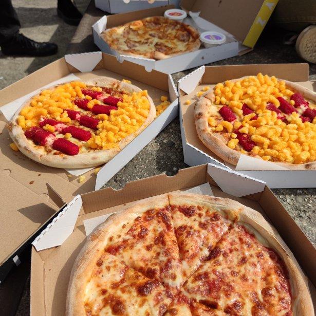 Pizza Boyz na Wisłą. Zdjęcie: materiały prasowe