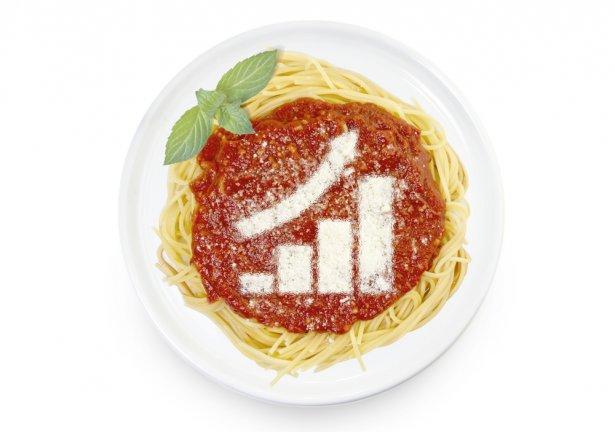 Po ponownym otwarciu restauracji, wzrosły ceny posiłków z menu. Zdjęcie: Shutterstock.com
