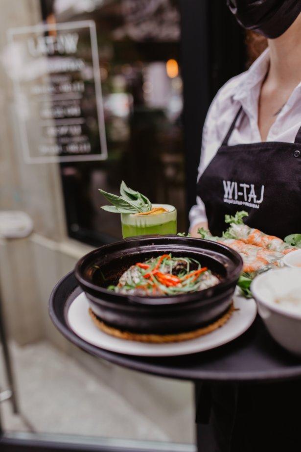 Restauracja Wi-Taj w Warszawie. Zdjęcie: materiały prasowe