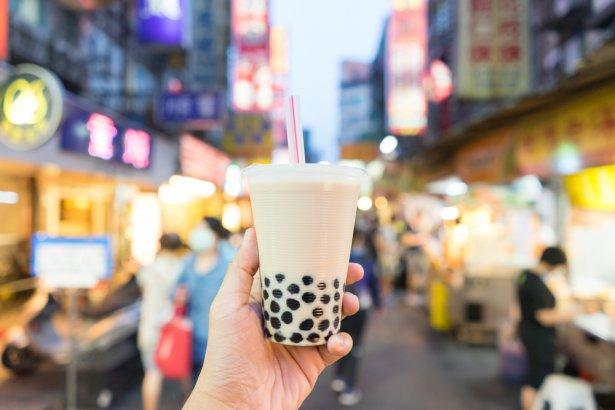 Bubble tea. Zdjęcie: Shutterstock.com
